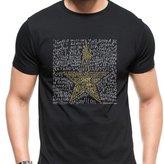 Brand/Logo hamilton shot logo vr for men T shirt