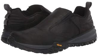 Merrell Havoc Wells Moc (Black) Men's Shoes