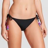 Xhilaration Women's Tassel String Bikini Bottom