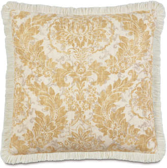 "Eastern Accents Fringed Sabelle Pillow, 27""Sq."
