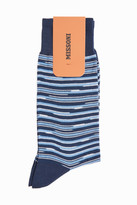 Missoni Space-Dye Striped Socks