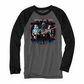 Star Wars Long-Sleeve Novelty Raglan Shirt - Boys 8-20