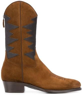 Barbanera Cormac cowboy boots