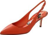 Dolce & Gabbana Orange Slingback