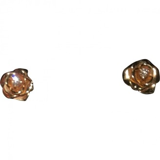 Piaget Rose Other Pink gold Earrings