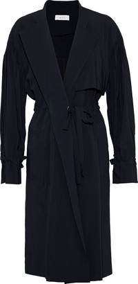 A.L.C. Bristol Wool-blend Trench Coat