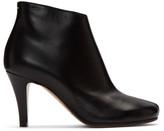 Maison Margiela Black Stiletto Boots
