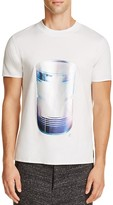Y-3 Metallic Can Graphic Tee