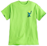 Disney Sorcerer Mickey Mouse Tee for Boys - Walt World 2017 - Lime