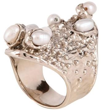 Givenchy Moon ring