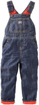 "Osh Kosh OshKosh Baby Boys' ""Cozy Cover"" Fleece-Lined Overalls"