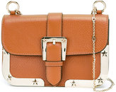 RED Valentino chain strap shoulder bag - women - Calf Leather/Metal (Other) - One Size
