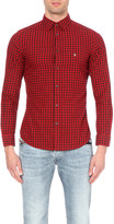 Diesel S-Chains slim-fit cotton shirt