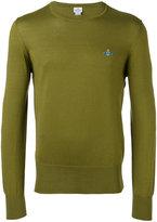 Vivienne Westwood Man - crew neck jumper - men - Cotton - L