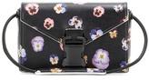 Christopher Kane Printed leather crossbody bag