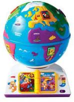 Fisher-Price Greetings Globe