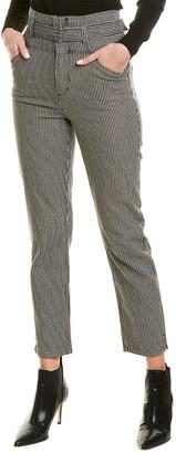 La Vie Rebecca Taylor Striped Pant