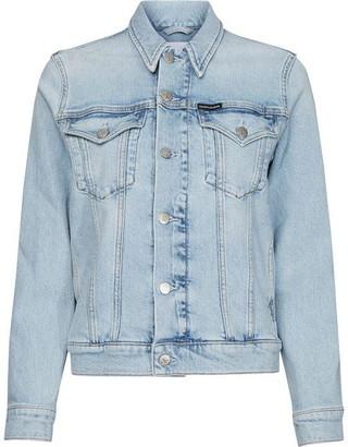 Calvin Klein Jeans Foundation Trucker Jacket