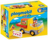 Playmobil 1.2.3 Construction Truck (6960)