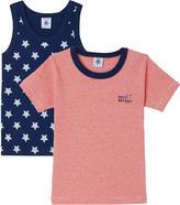 Petit Bateau T-shirt and tank top