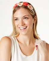 Josette Two-Tone Flower Crown
