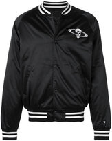 RtA quilted bomber jacket