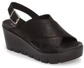 Bos. & Co. Women's Payton Platform Wedge Sandal