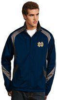 Antigua Men's Notre Dame Fighting Irish Tempest Desert Dry Xtra-Lite Performance Jacket
