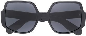 Christian Dior InsideOut1 oversized-frame sunglasses
