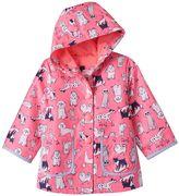 Carter's Girls 4-6x Print Rain Jacket