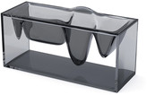 Lexon Liquid Station Desktop Organiser - Smoky Grey