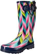 Western Chief Women Waterproof Printed Tall Rain Boot