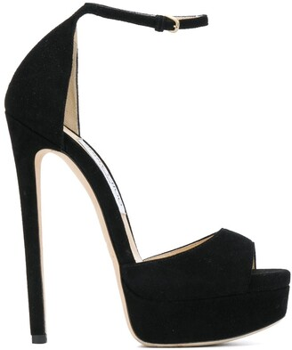 Jimmy Choo Max 150mm platform sandals