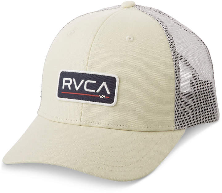 newest bcaae 64492 RVCA White Men s Hats - ShopStyle