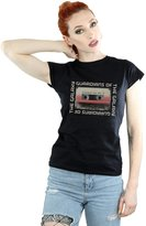 Marvel Women's Guardians of the Galaxy Awesome Mix Cassette Vol. 2 T-Shirt