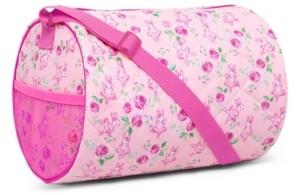 Capezio Girls Some Bunny Loves You Barrel Bag