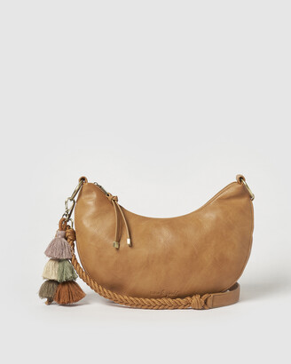 Urban Originals Women's Brown Cross-body bags - The One - Size One Size at The Iconic