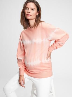 Gap Maternity Balloon Sleeve Sweatshirt
