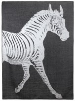 Thomas Paul Zebra Throw