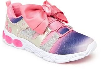 Stride Rite Katie Glitter Light-Up Sneaker