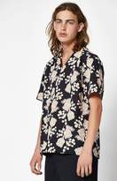 Katin Outline Short Sleeve Button Up Camp Shirt