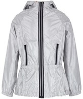 Milly Minis Silver Reflective Anorak