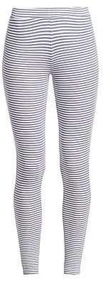 Eberjey Women's Sadie Striped Leggings