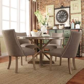 HomeVance Lorado 5-piece Round Dining Set