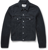 Acne Studios - Slim-fit Overdyed Denim Jacket