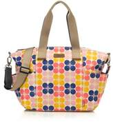 Babymel BabymelTM Evie Diaper Bag in Fruity Floral Dot
