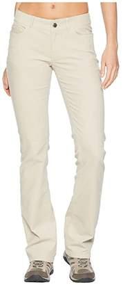 Mountain Khakis Canyon Cord Pants (Freestone) Women's Casual Pants