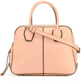 Tod's zipped tote - women - Leather - One Size