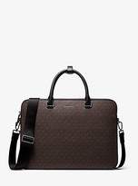 Michael Kors Henry Logo Briefcase