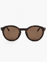 Thierry Lasry Tortoiseshell Acetate Zomby Sunglasses